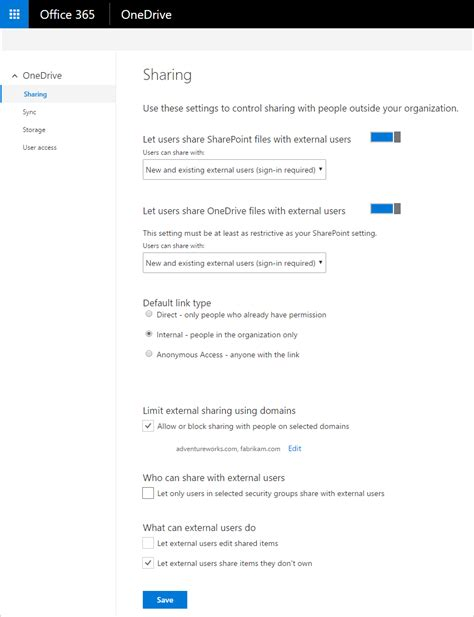 sharepoint online office blogs announcement new onedrive admin center preview page 2