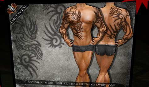tribal tattoo v v store tribal viper