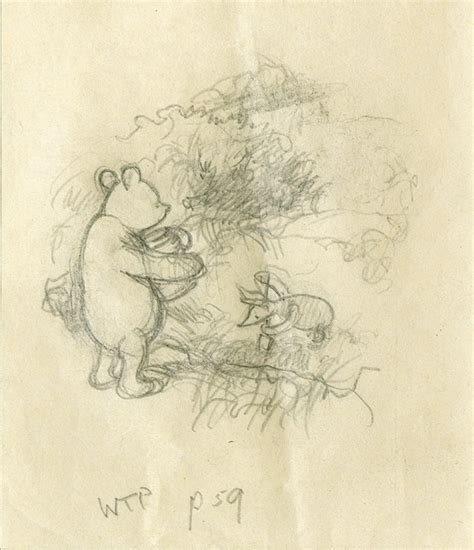 Sketches I Dig The by Before Disney There Was E H Shepard Books Portland