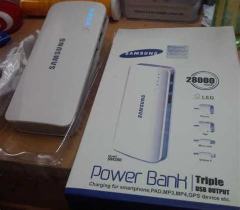 Power Bank Samsung 88000 Mah ready power bank samsung 28000mah dan powerbank samsung