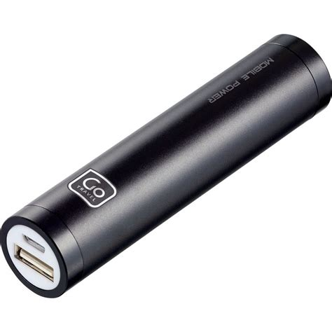 mobile charger on the go go travel single power bank assorted colours usb