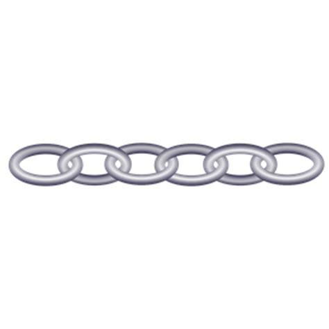 Silver Chain Black Rantai free cliparts locked chains free clip free