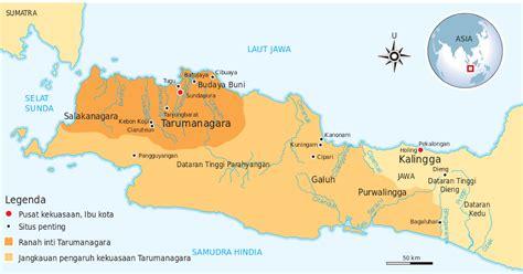 pecinta sejarah sunda kerajaan tarumanegara
