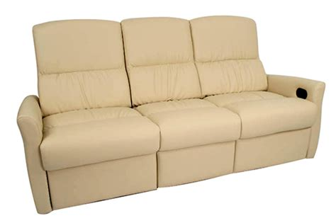 motorhome sofas monaco double recliner sofa rv furniture motorhome ebay