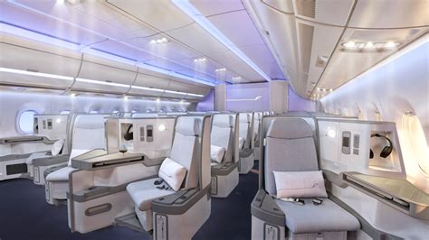 Cabin Air by Finnair Light Up Our Lives With New A350 Cabin Thedesignair