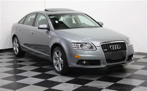 2008 Audi A6 2008 used audi a6 3 2 quattro s line at eimports4less