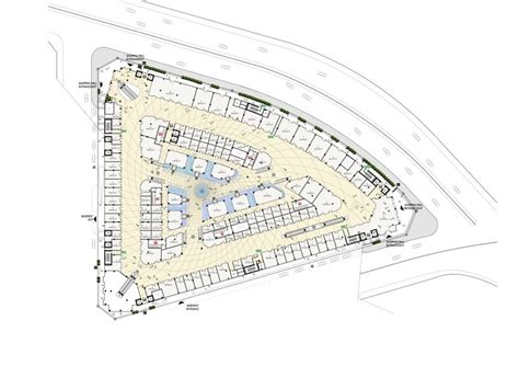shopping mall floor plan design shopping mall floor plan design parque industrial tlb
