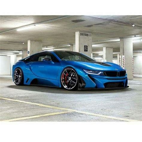 Bmw I8 Slammed And Bmw On