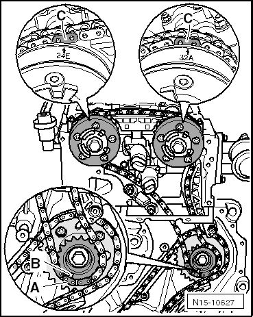service manual 1993 volkswagen golf iii timing chain