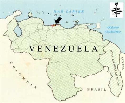 imagenes de venezuela en el mapa mapas y planos generales