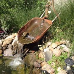 9 clever uses for wheel barrows you probably never considered