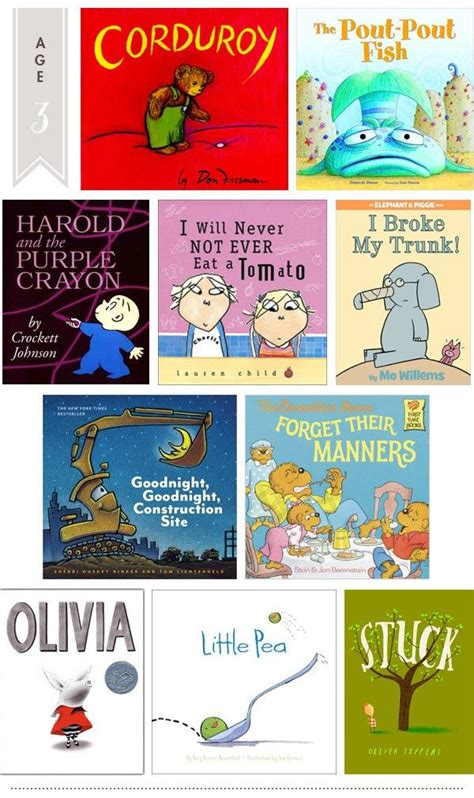 Picture Books For 2 4 Year Olds Reading Writing