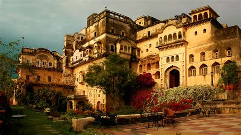 Colonial House Plan by Neemrana Fort Palace Resorts Near Delhi Hotels In Delhi