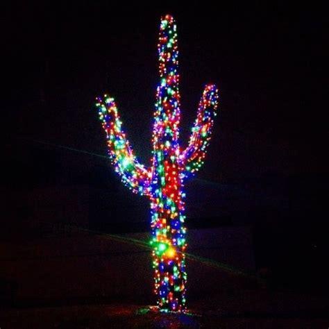 saguaro cactus christmas trees saguaro