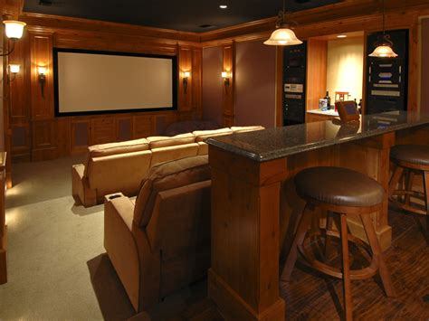 House Plans With Media Room by Luxury House Plan Media Room Photo 01 Plan 071s 0001