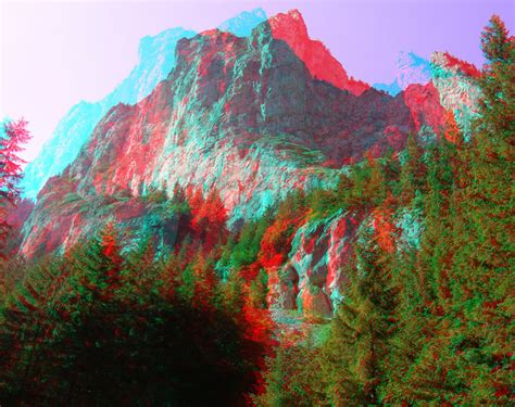 3d photography the river2 3d anaglyph by yellowishhaze on deviantart