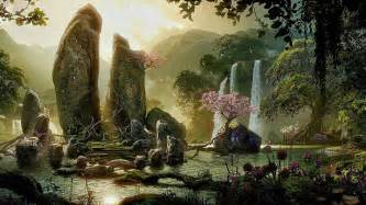 Fairy Wall Murals maleficent enchanted forest 1600x900 fond d 233 cran