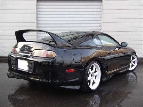 Interior Of A Home by 1996 Toyota Supra Rz