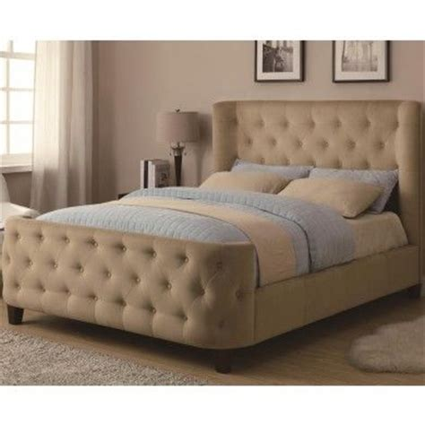 Lovely Wrap Around Headboard And Footboard On This Beige Wrap Around Bed Frame