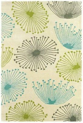 1950s rug styles 1950s style dandelion rug by sanderson from woven ground