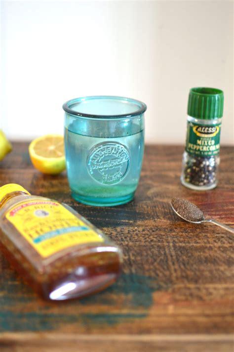 Honey Lmon Detox Wayer by Black Pepper Honey Lemon Detox Water Recipe Sofabfood