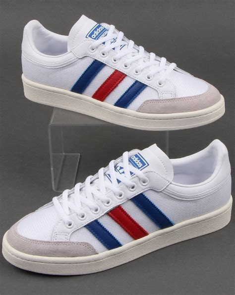 adidas americana  trainers white adidas   casual