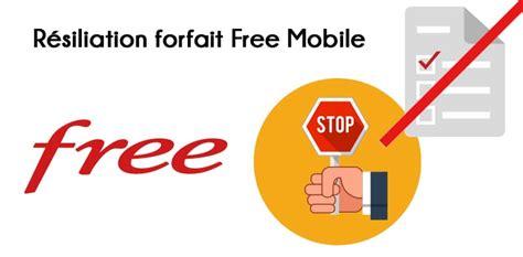 Modele Resiliation Free Mobile