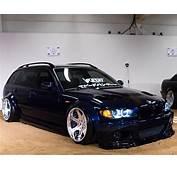 BMW E46 Touring  Vs