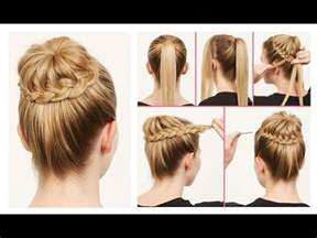 step by step guide to a beauitful hairstyle beautiful easy hairstyles step by step beautiful