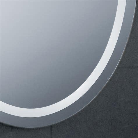 illuminazione specchio bagno led specchio design moderno con illuminazione led da bagno pura