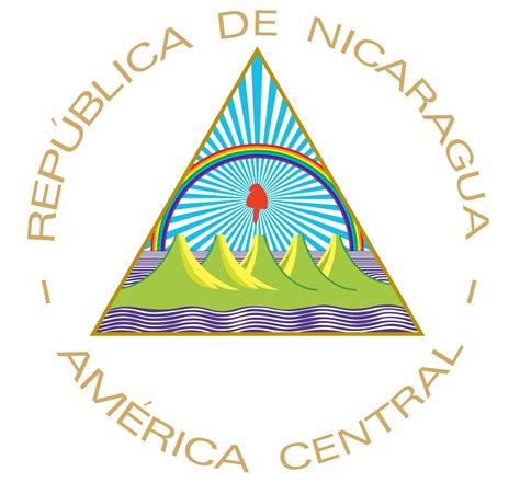 imagenes simbolos patrios de nicaragua dise 241 o el gran bukowski jvr escudo de la rep 218 blica de