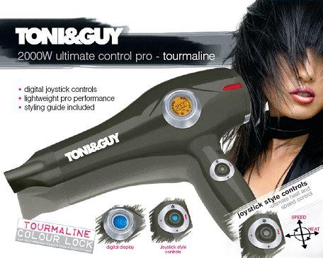 Toni And Guys Digital Tourmaline Palm Dryer by Toni Tg179uk1 Ultimate Professional Tourmaline