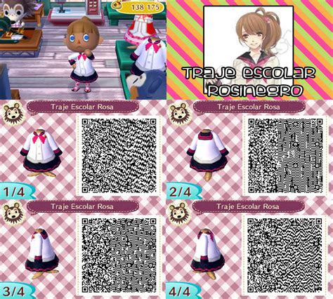 deviantart more like animal crossing new leaf qr anna from deviantart more collections like qr code acnl traje
