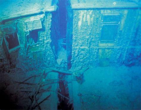 imagenes reales del titanic bajo el mar titanic hundido taringa