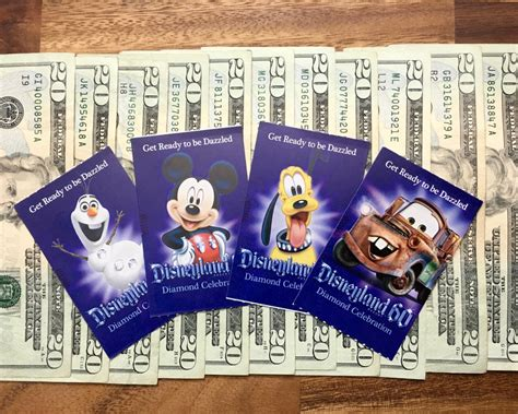 Disneyland Giveaway Tickets - enter to win 4 disneyland tickets