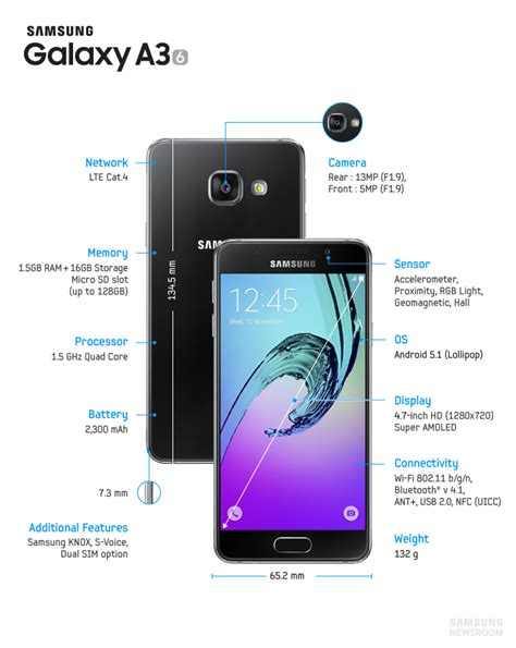Harga Hp Samsung A3 2018 harga samsung galaxy a3 2016 spesifikasi lengkap 2018