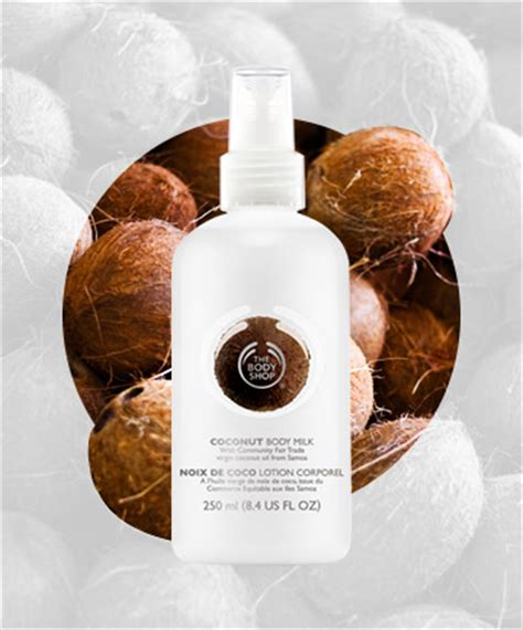 Lotion Scent Of The World 250ml The Shop best smelling lotion no 6 the shop coconut
