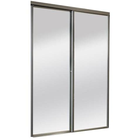 Bifold Mirrored Closet Doors Lowes Lowes Closet Doors Sliding