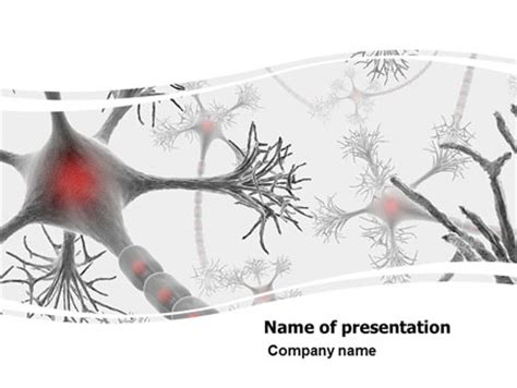 powerpoint templates neuroscience neural powerpoint templates and backgrounds for your