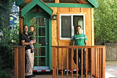 tiny house tour house tour inside this 150 square foot house by molecule