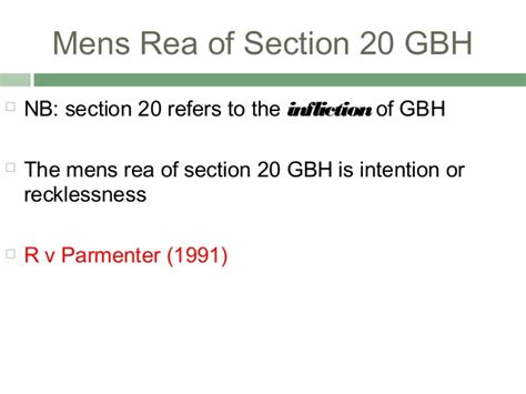 section 18 oapa 1861 lecture 8 non fatal offences