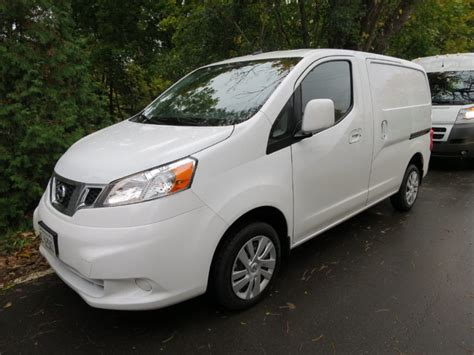 Nissan Transit by Ford Transit Nissan Nv200 Tops In Canadian Truck King