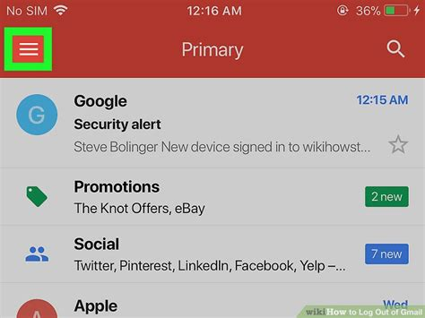 gmail login 8 ways to log into gmail tech simplified 3 ways to log out of gmail wikihow