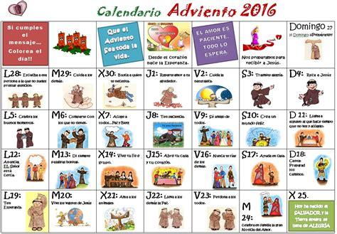 Calendario De Adviento Adviento 171 Lmc