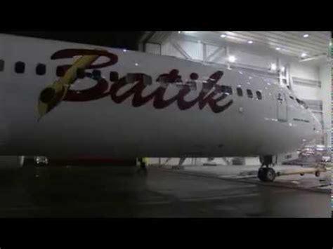 batik air pontianak jakarta fsx boeing 737 800 lion air fly jakarta to pontianak avi