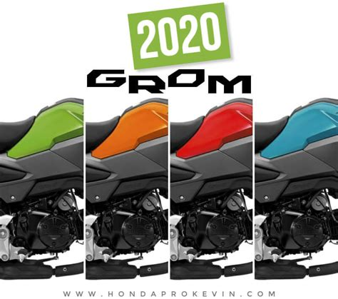 2020 Honda Grom by 2020 Honda Grom 125 Review Specs 125cc Mini Bike