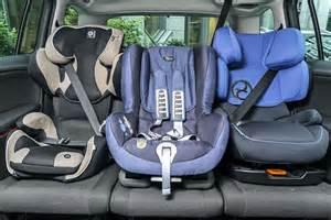 Opel Zafira Isofix F 252 Nf Kompaktvans Im Kindersitz Test Bilder Autobild De