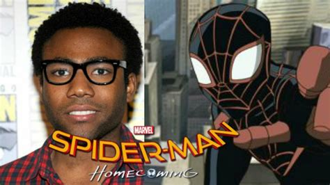 childish gambino homecoming reasons why donald glover won t play miles morales in