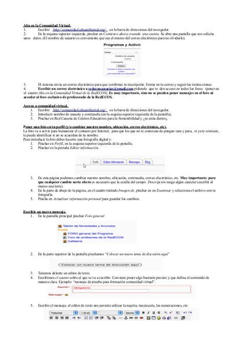 tutorial net blogspot tutorial comunidad virtual blog