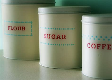 Martha Stewart Kitchen Canisters | martha stewart paint